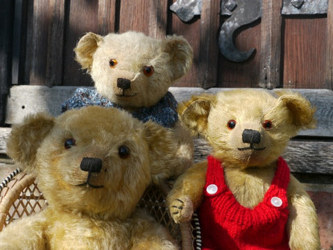 A group of Dean's Teddies. Josie Rockett.