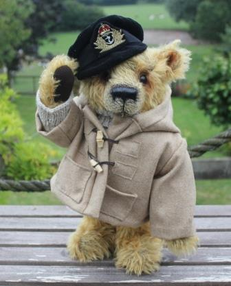 (2) A2 Bears with a Profession. Gill Cattroll.