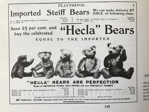 x(1907) Hecla Group