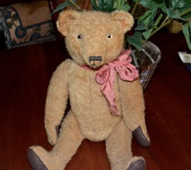 16 BB1 Antique. A French Bear. Helene Sabatiere. Pintel Marcel