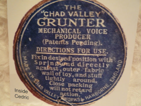 (1920 onwards) Harborne Grunter box