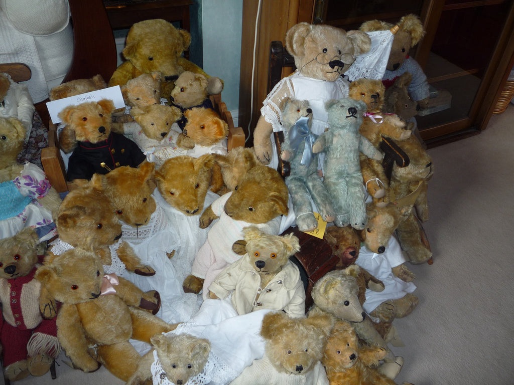 (9) A mixed group of bears