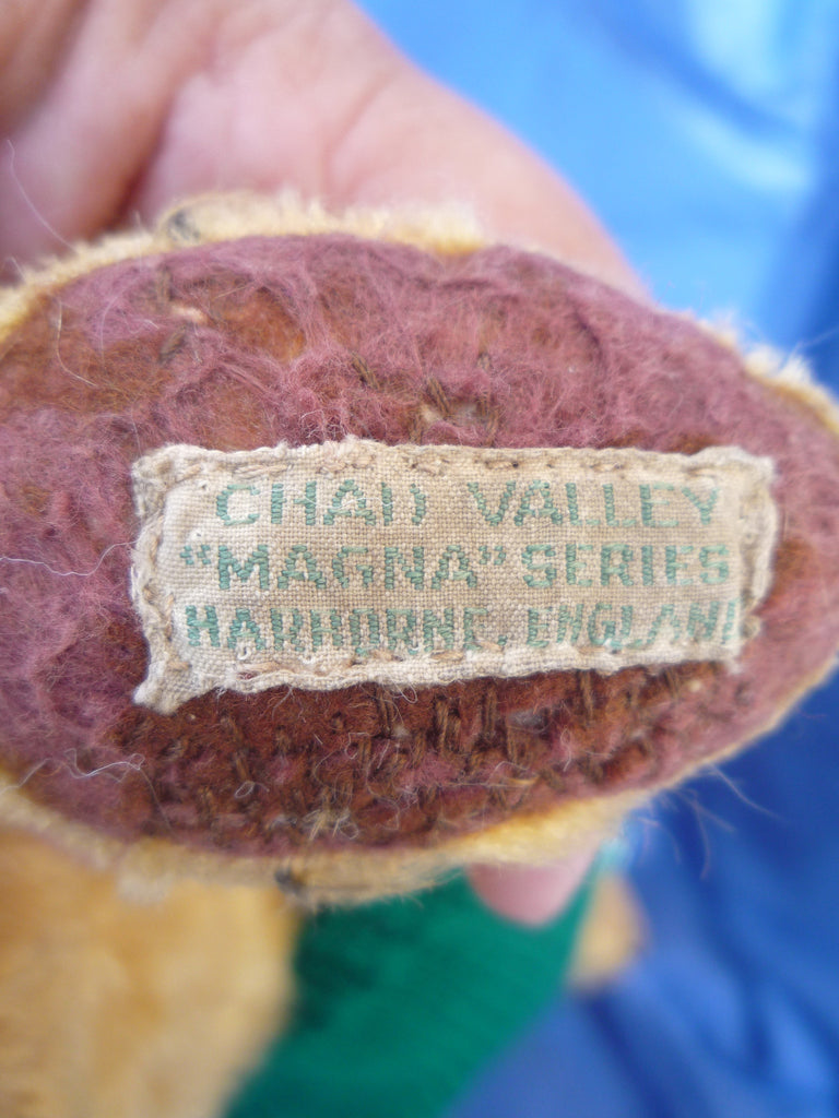 (1930) Green Label. CHAD VALLEY MAGNA SERIES HARBORNE ENGLAND