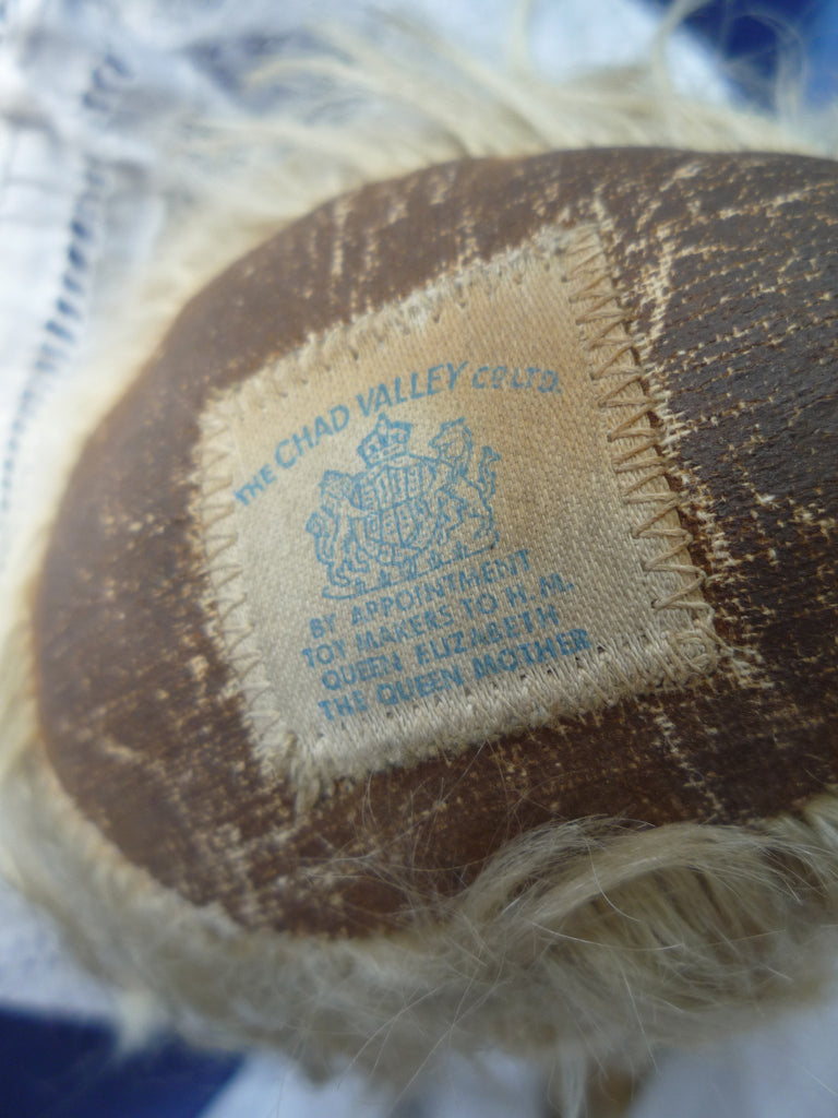 (1953 onwards) Royal Warrant Queen Mother Label