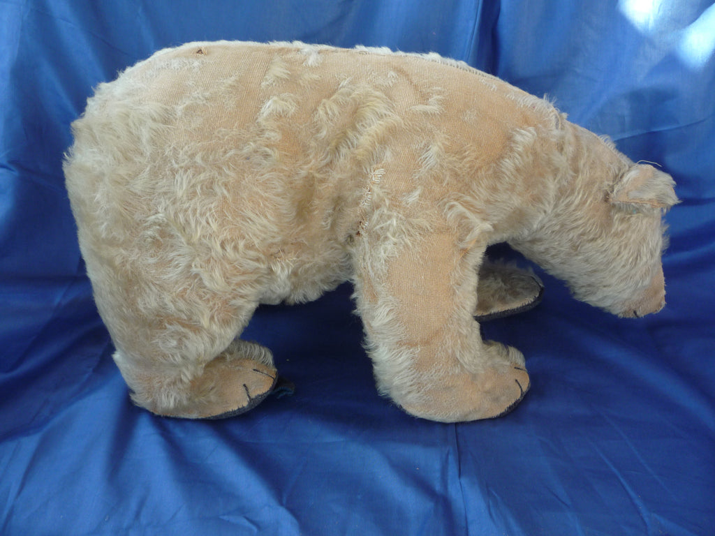 Sold (1922) Big bear on all four paws with Baby.