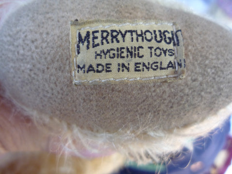 (1930) Early Merrythought Hygienic label