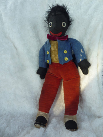 (1937-39) Dean's Golliwog Label Mr Dean Sold £35