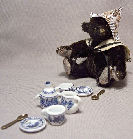 (7) C1 Miniature bear. Brenda Power. Selwyn
