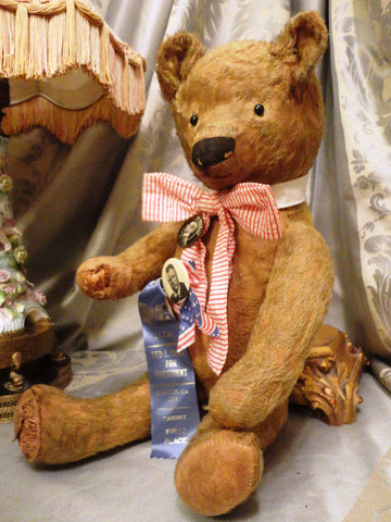 SOLD American (1908) Ted E. Bear. The Bear Necessities Boutique