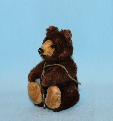 (1930) Steiff Teddy Bear. Diane's dolls