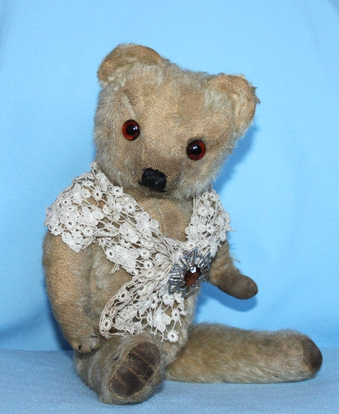 SOLD (1930) Label Birdie. Diane's Dolls and Bears