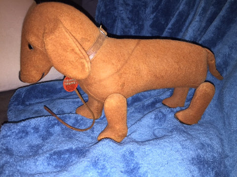 z(1910) Bing Tripple Trapple Daschund Showcased by Valerie Gargus