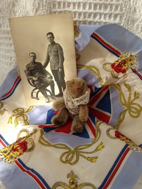 w(1918) Farnell. Little Soldier Bear. Blakesley Bears