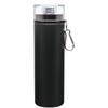 h2go Trek Matte Black Bottle [28oz]