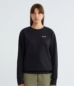 Load image into Gallery viewer, Crewneck Aller - Black