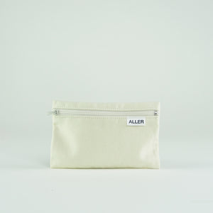 Mask Pouch - Natural Cotton