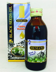 Hemani Blackseed Oil