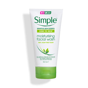 Simple Facial Wash 150ml
