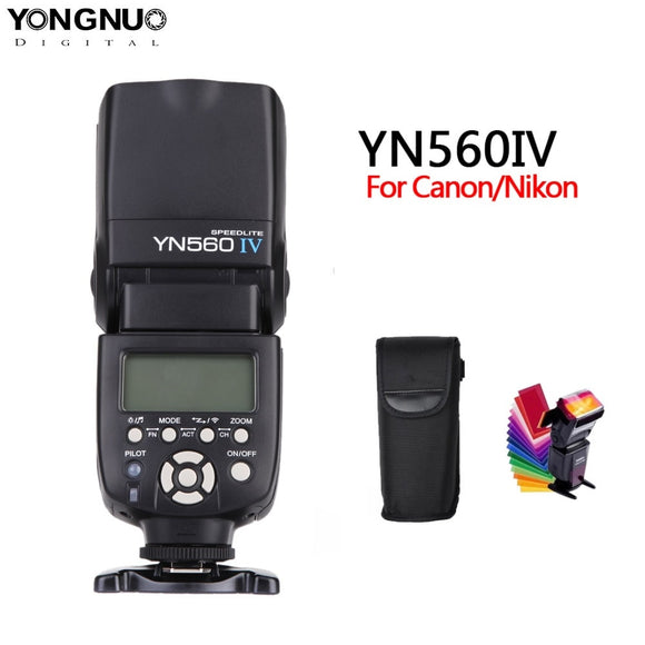 yongnuo YN560 iv YN560IV 2.4GHZ Wireless Flash