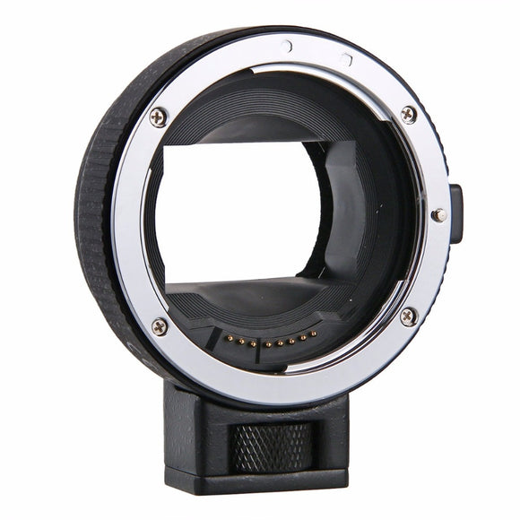Auto Focus EF-NEX Lens Mount Adapter for Sony and Canon