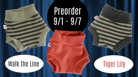 September Preorder (Tiger Lily & Walk The Line)