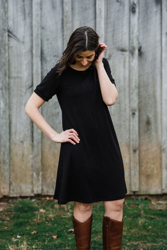 Merino Jersey: Adult Dress and Tunic