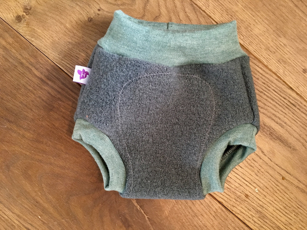 Sage Green Diaper Cover