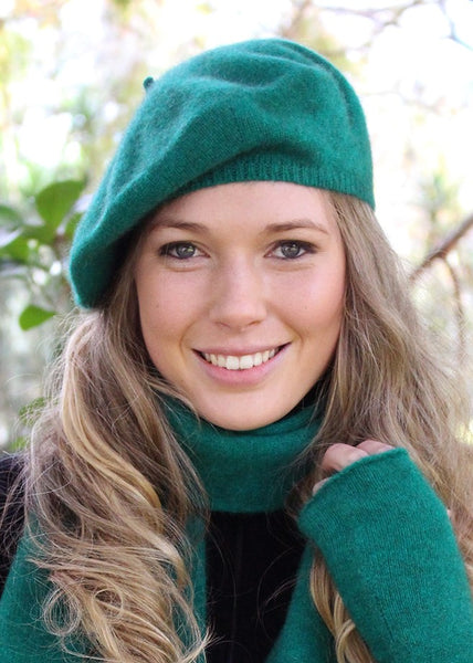 Lothlorian Possum Plain Beret </p>(12 colours)