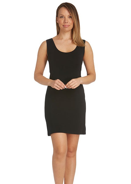 Tani Scoop Tank Dress