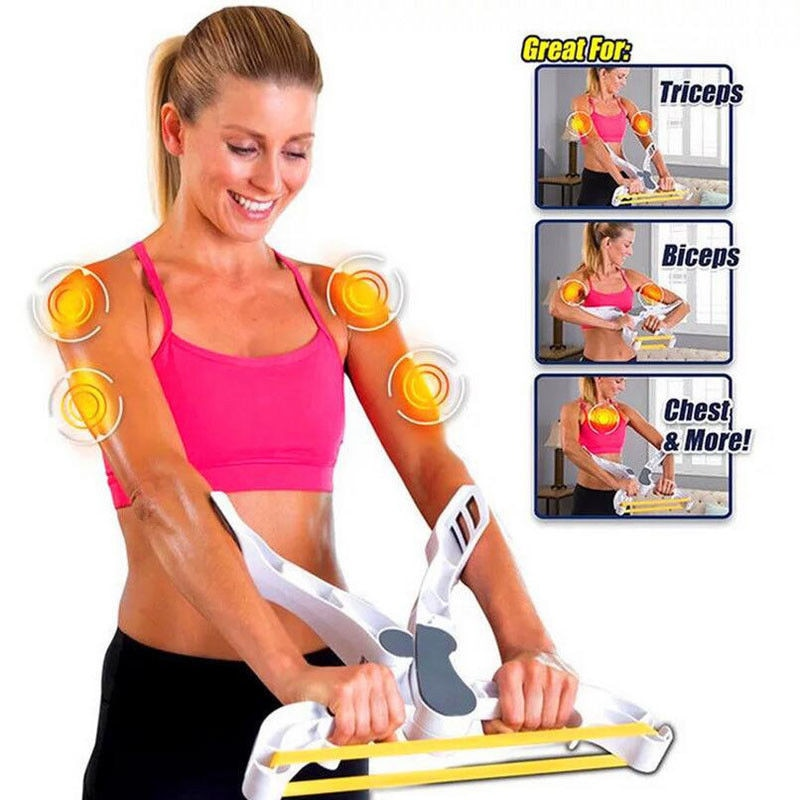 WONDER ARMS Arm Strength Brawn Training Device Forearm Wrist Exerciser Force Fitness Equipment