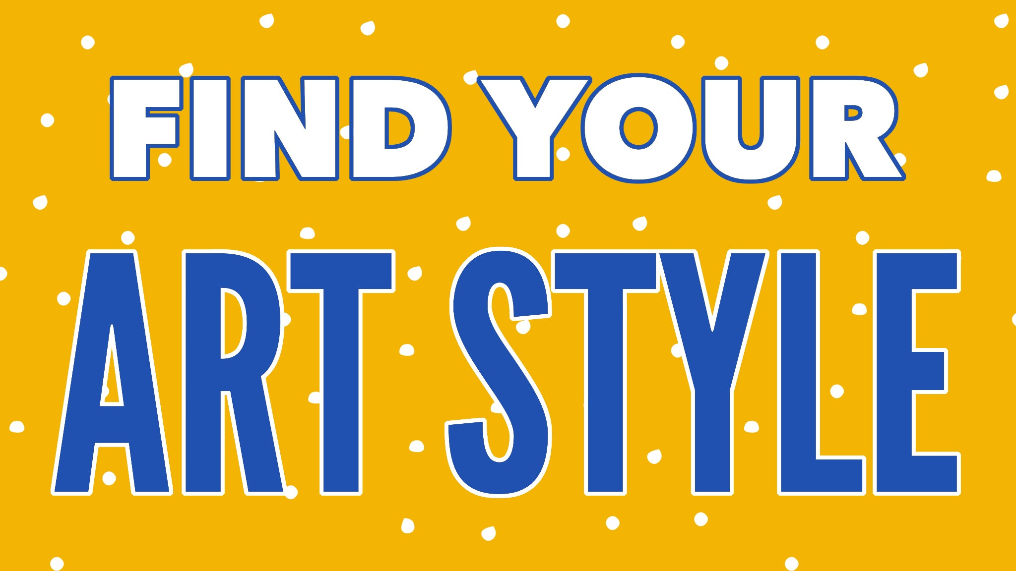 How To Find Your Art Style: 4 Tips