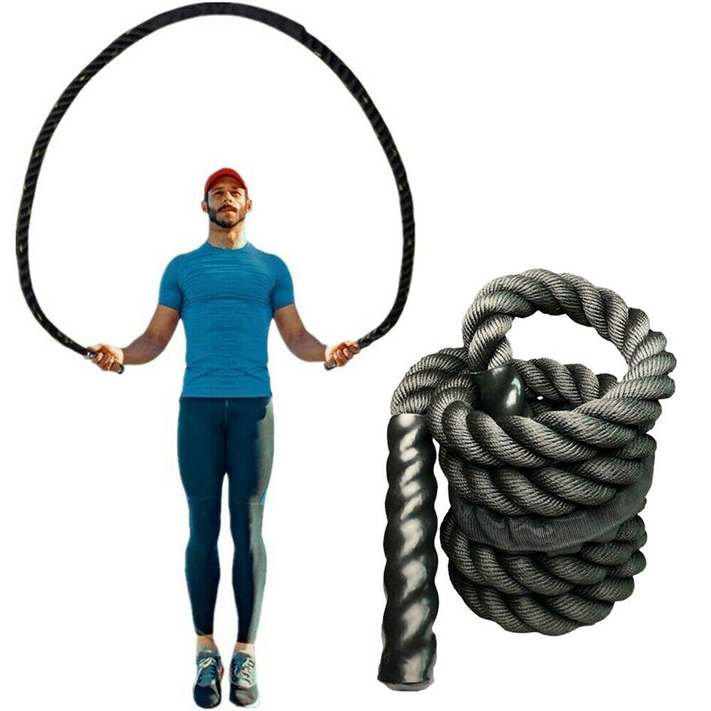 Weighted Battle Rope