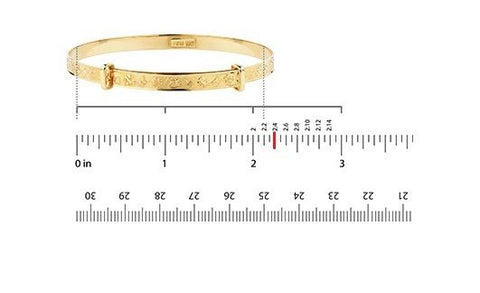 odara bangle size
