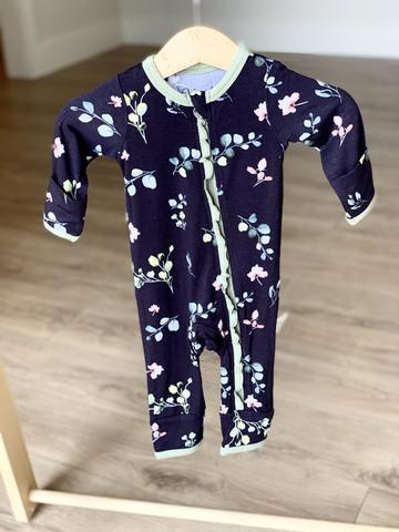 Kozi&Co Francis Floral Coverall
