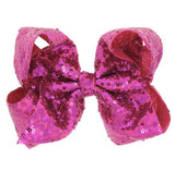 Sequin Jumbo Bows Assorted colors