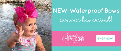 Beyond Creations Waterproof Bows