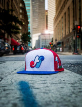 Load image into Gallery viewer, Men's HidalgoUSA Vintage Panel Snapback Hat