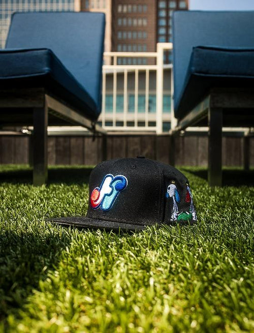 HidalgoUSA_The_American_Dream_Snapback_Hat_Black_Side