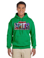 HidalgoUSA_Welcome_To_Dallas_Hoodie_Green