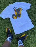 HidalgoUSA_Retro_12_University_Gold_Sneaker_Tee_White