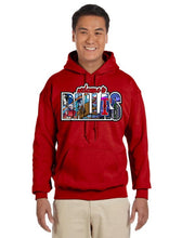 Load image into Gallery viewer, Welcome To Dallas Hoodie