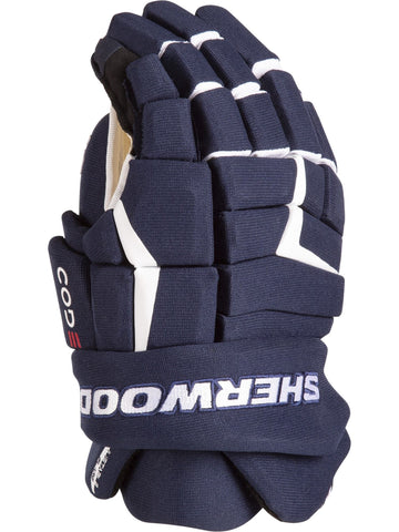 Sherwood CODE V Pro Senior Hockey Gloves