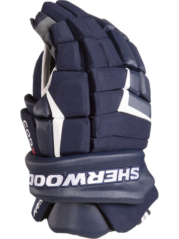 Sherwood CODE V Junior Hockey Gloves