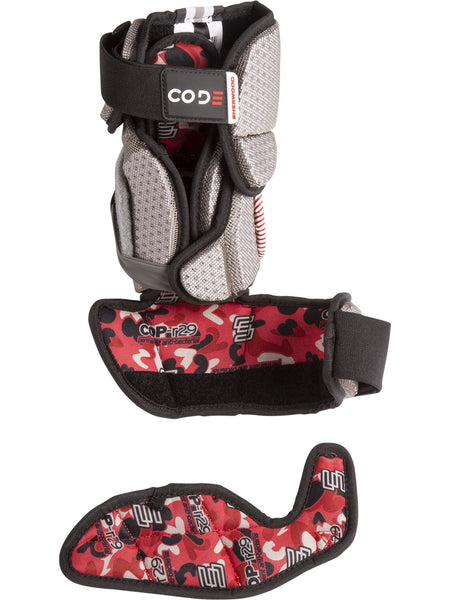 Sherwood CODE V Junior Elbow Pads
