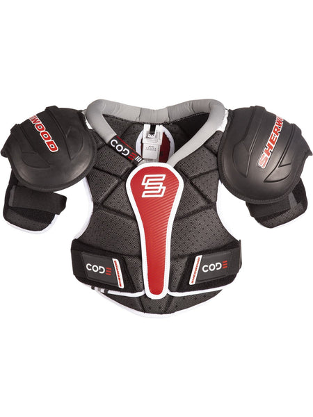 Sherwood CODE III Junior Shoulder Pads