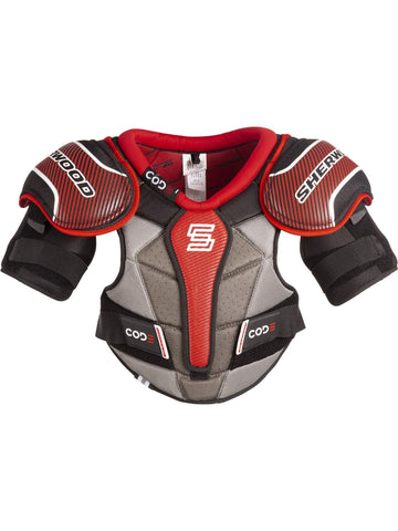 Sherwood CODE I Junior Shoulder Pads