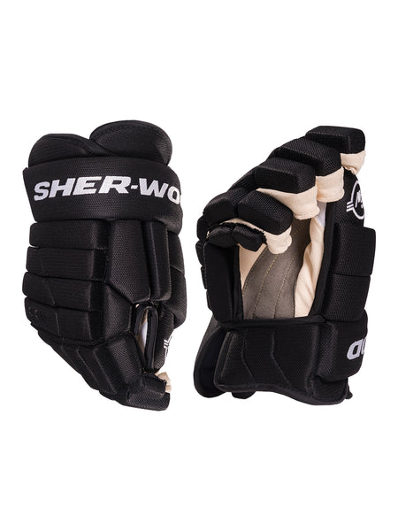 Sher-Wood BPM 090 Senior Hockey Gloves