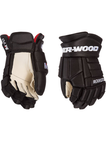 Sher-Wood M70 Junior Hockey Gloves