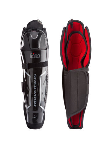 Sher-Wood Rekker M60 Junior Shin Guards