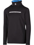 Sherwood T60 Long Sleeve Shirt with Neck Guard Junior
